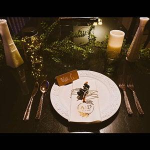 Personalisierte Servietten Hochzeit- Logo - 95 photo review